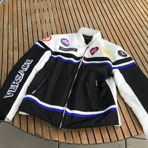 Versace limited edition. Rider Jacket